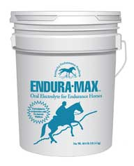 Edura-Max Electrolyte Supplement For Horses
