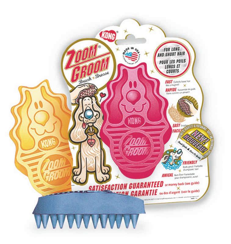 Zoom Groom Grooming Tool For Dogs