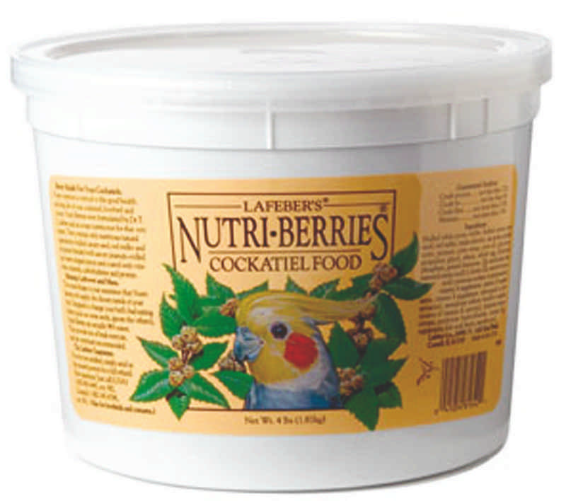 Nutriberri Food For Cockatiels