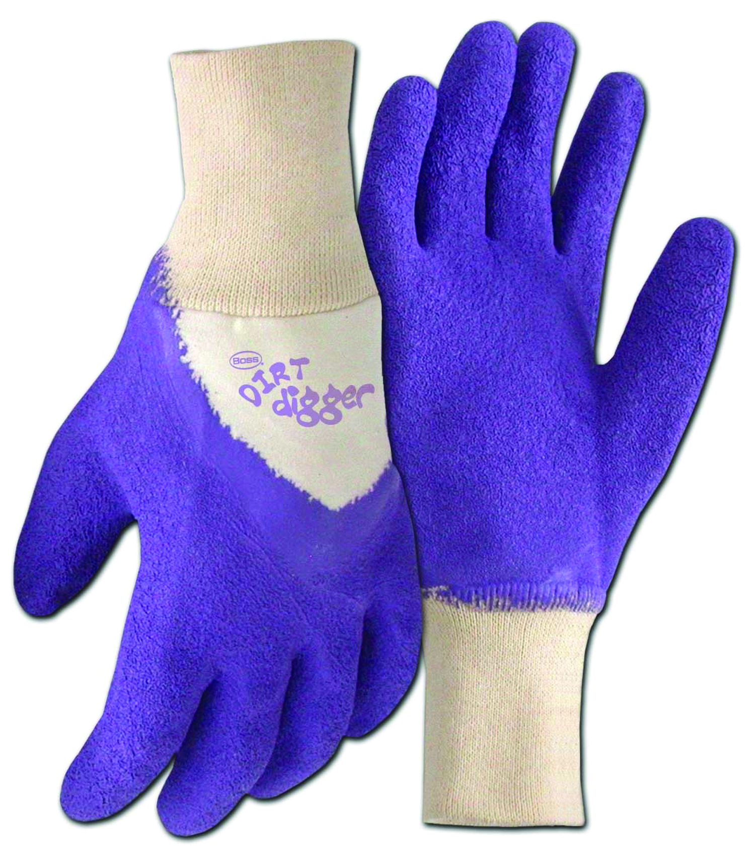 Boss Dirt Digger Glove For Yard Work/Gardening