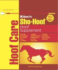 Sho-Hoof Supplement For Horses