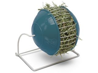 Rollin The Hay Dispenser/Feeder For Small Animals