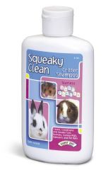 Squeaky Clean Shampoo For Small Animals