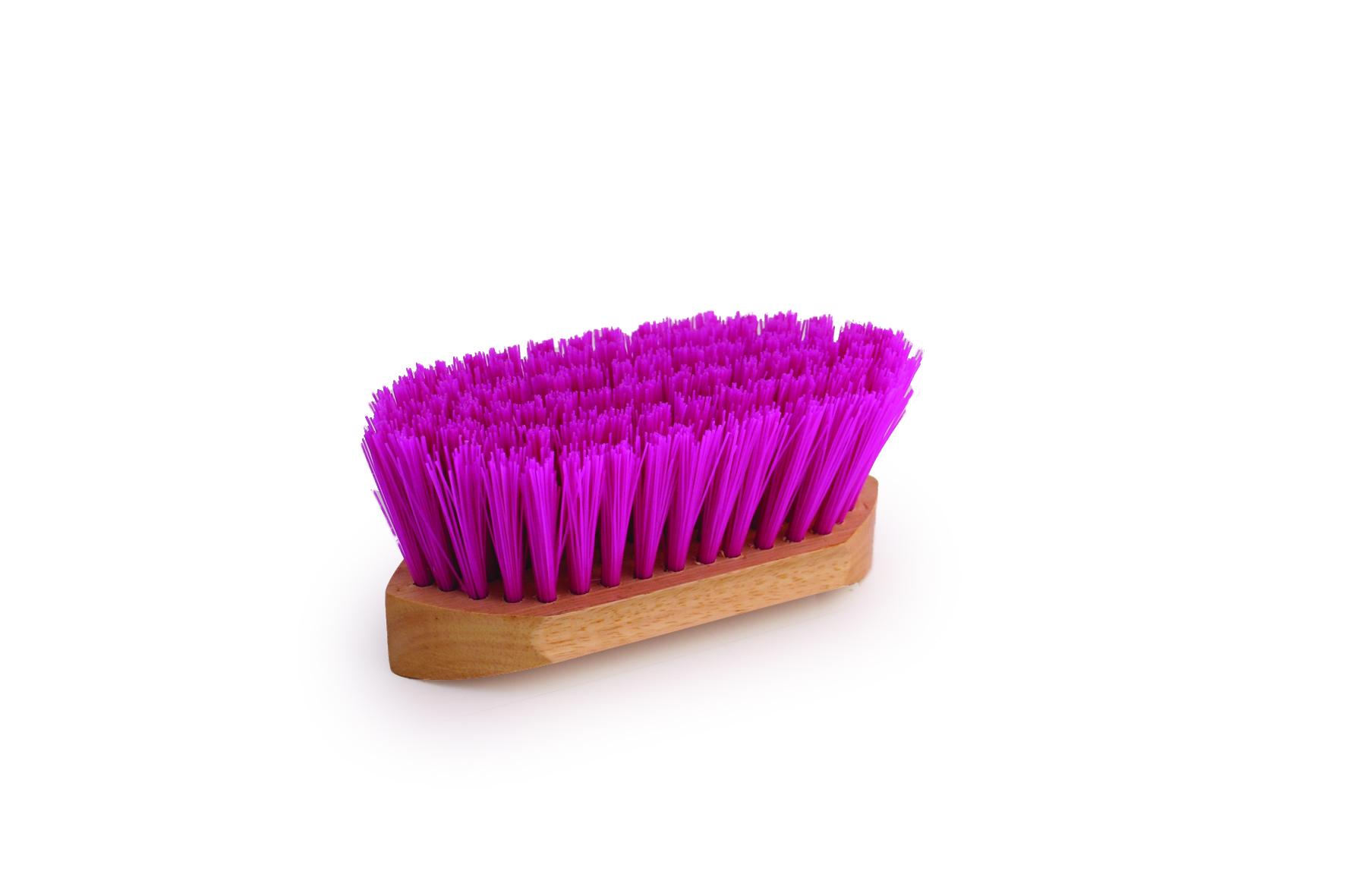Legends Stiff Poly Pocket Grooming Brush