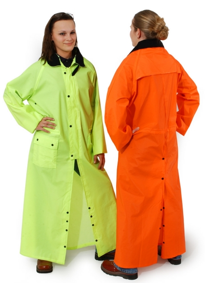 Tough-1 Deluxe Full Length Saddle Slicker