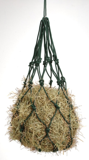 Tough - 1 Cotton Braided Hay Bag