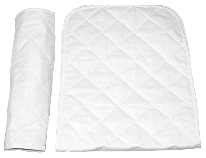 GATSBY Cotton Quilted Leg Wraps