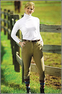 TuffRider Serengeti Breeches