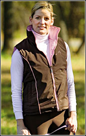TuffRider Breeze Reversible Vest Ladies