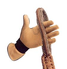 Men's Left Hand Rodeo Glove