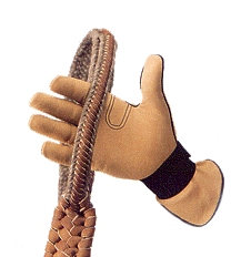 Men's Right Hand Rodeo Glove