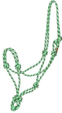 Gatsby Classic Cowboy Rope Halter