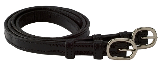 Kincade Leather Spur Strap with Keepers