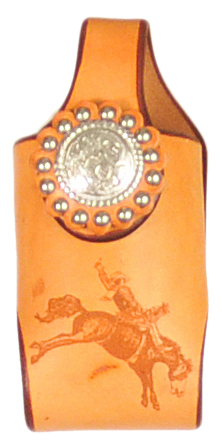 Abetta Cell Phone Holder with Concho