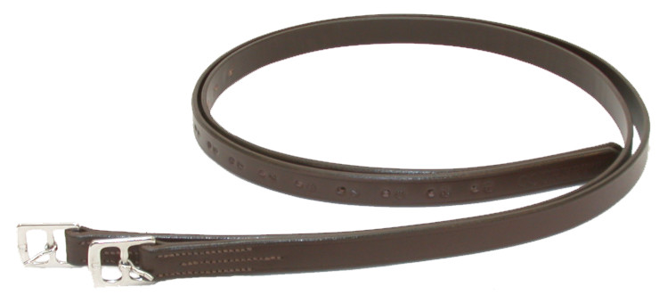 Courbette English Stirrup Leathers