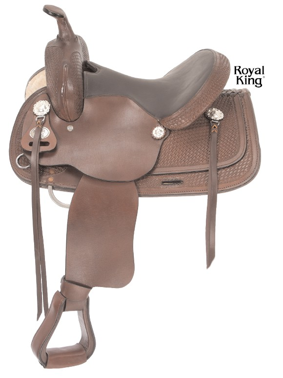 Royal King Jr. Sport Youth Saddle