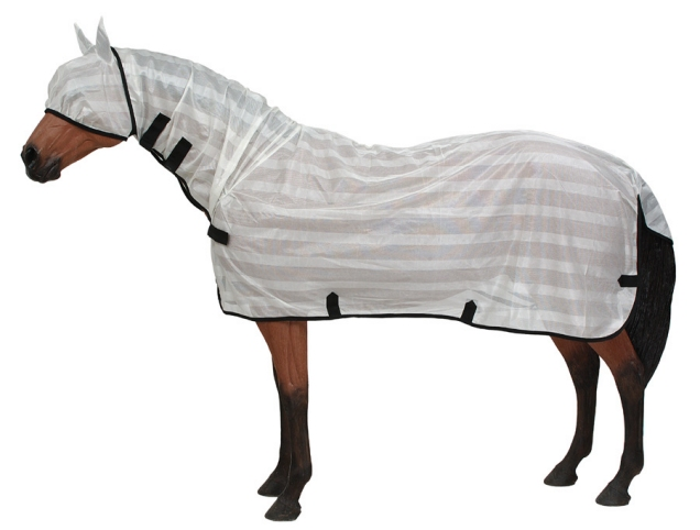 OPEN BOX ITEM: Tough-1 Contour Poly Fly Sheet with Neck Cover