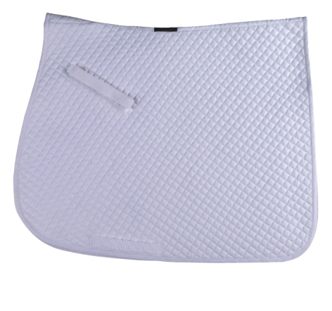 ROMA Mini-Quilt Dressage Saddle Pad