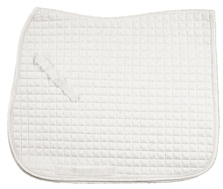 ROMA High-Cut Quilted Dressage Saddle Pad