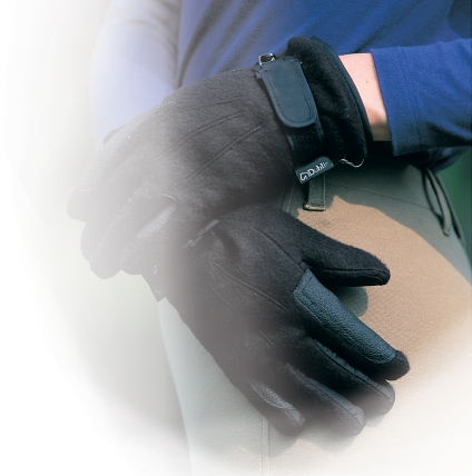 DUBLIN Thinsulate Fleece Gloves