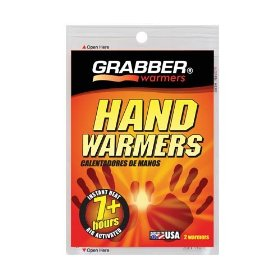 GREAT FOR COLD WEATHER RIDING & WORKING!! HEAT TREAT Hand Warmer