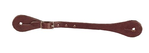 TORY LEATHER Bridle Leather Spur Strap