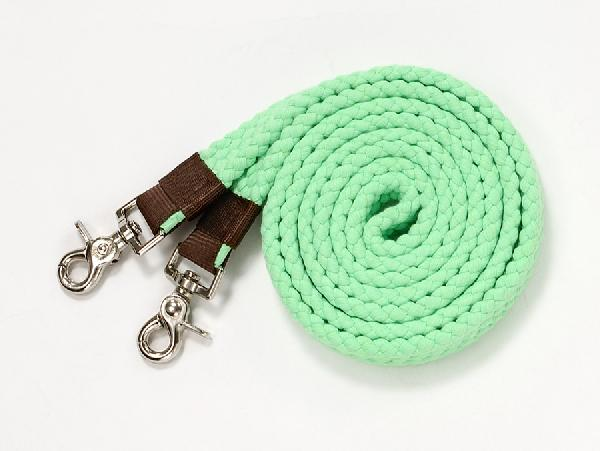 Flat Cotton Roping Reins