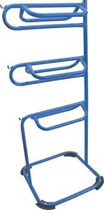 Abetta 3 Tier Saddle Display Stand