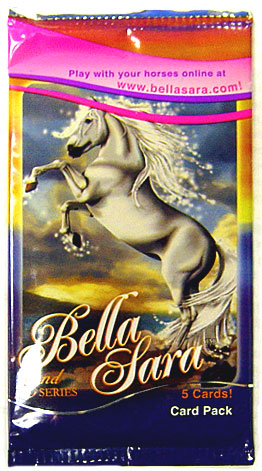 Bella Sara 1st Series Trading Cards