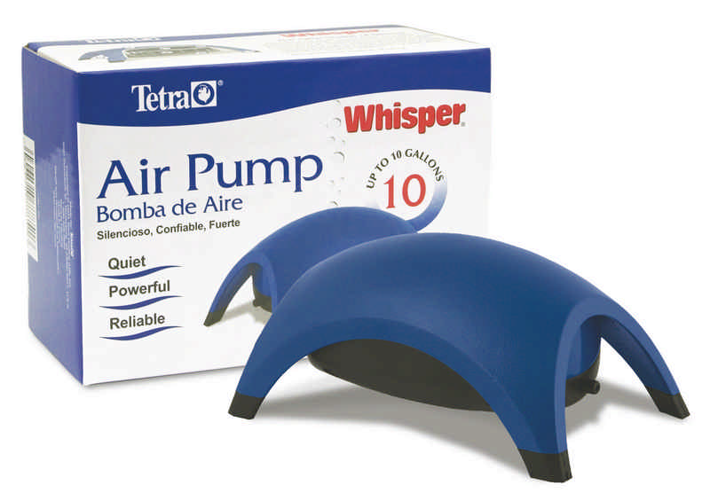 Whisper Air Pump For Aquariums
