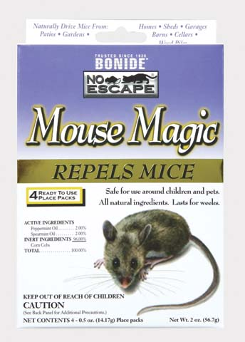 Mouse Magic Mouse Repellent