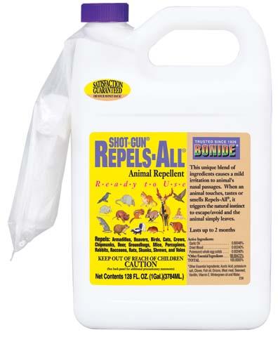 Repels All Animal/pest Reppelent