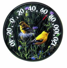 Goldfinch Garden Thermometer