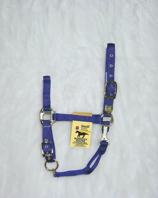 Nylon Chin Halter For Horses