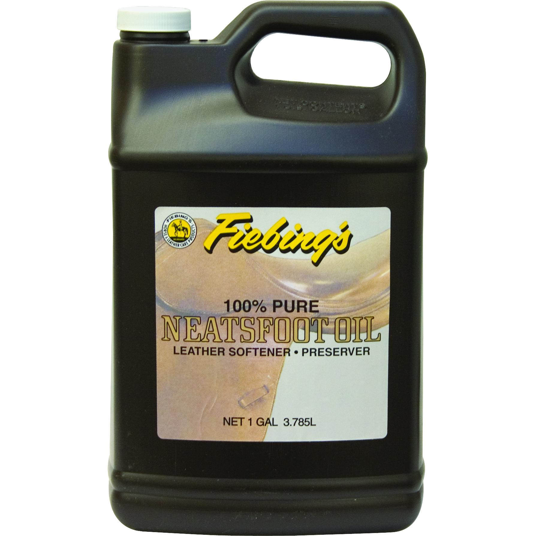 Fiebing's Neatsfoot Oil - 100% Pure