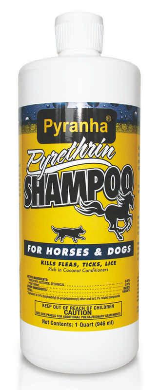 Shampoo Pyrethrin