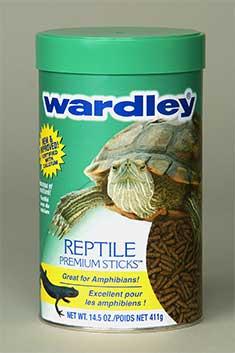 Reptile Ten Stick Food For Reptiles