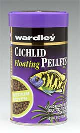 Cichlid Ten Pellet Food