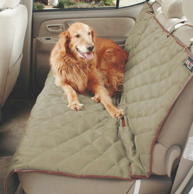 Deluxe Bench Seat Cover For Cars/Trucks