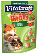Straw Drop Treats For Hamsters