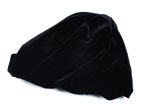 Perri's Velvet Helmet Cover