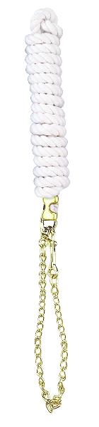 Perri's White Heavy Duty Cotton Lead