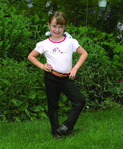 Perri's Children's Pull-On Knee Patch Jodphur