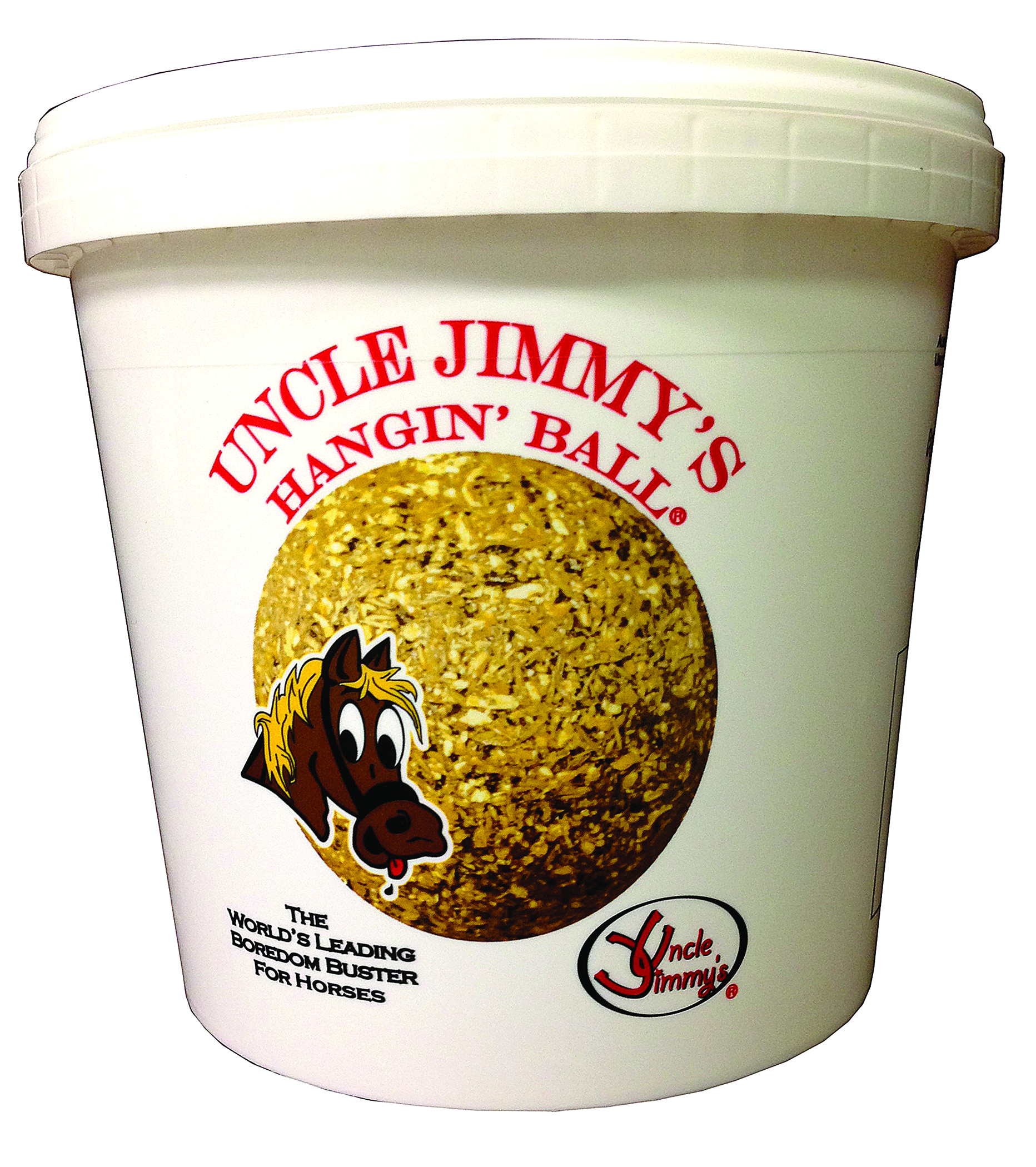 Uncle Jimmy's Hanging Balls - Horse Treat