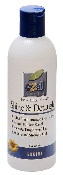eZall Shine And Detangler