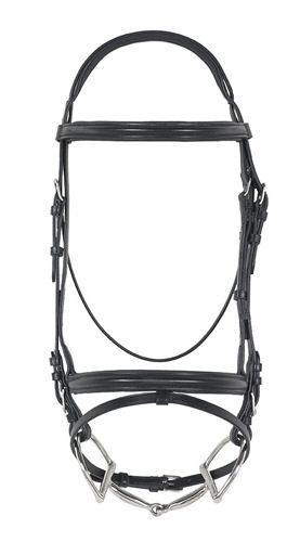 Avalon Padded Bridle w- Comfort Crown