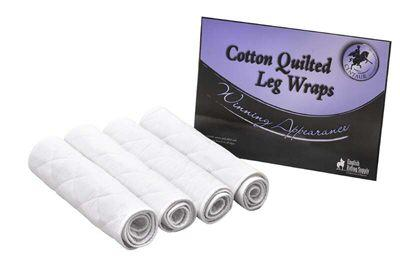 Centaur Cotton Quilted Leg Wraps