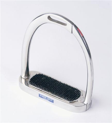 Kwik-Out Stirrup Irons
