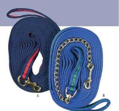 Centaur Pad Lunge Line w-Chain