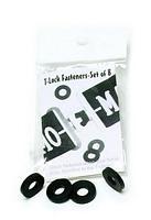 Surcingle T-Locks Set-8